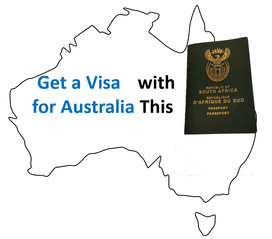 Australia Visa Requirements for South Africans